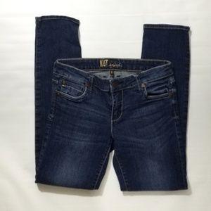 KUT Skinny Fit Straight Leg Jeans - 2 /27.5L